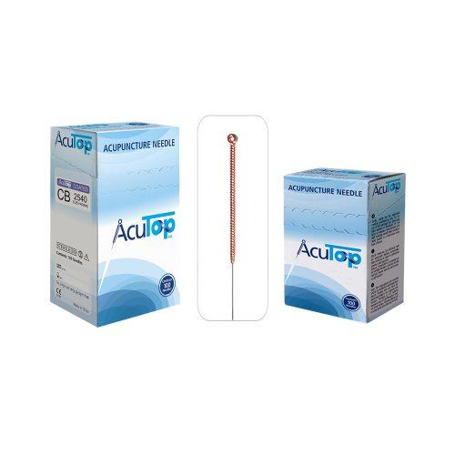 AcuTop Akupunkturnålar, 100 nålar (utan hylsa)