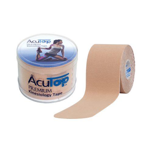 AcuTop® Premium Kinesiologitejp 5 cm x 5 m, beige