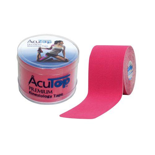 AcuTop® Premium Kinesiologitejp 5 cm x 5 m, rosa