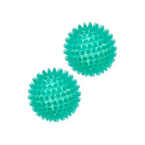 Hårda Stimulibollar 8 cm, 2 bollar
