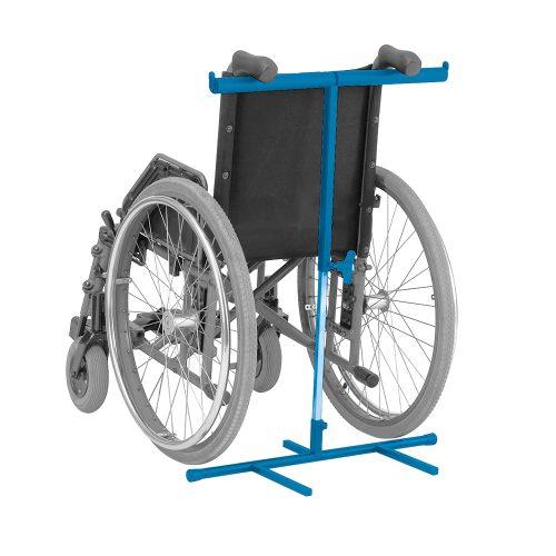 Stabiliseringsstag för rullstol