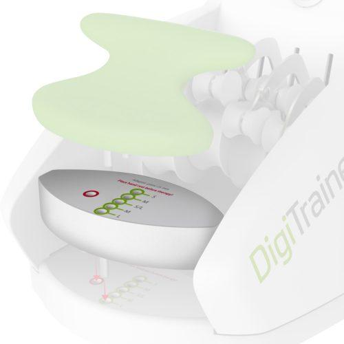 HASOMED DigiTrainer® Adapterplattor, 2 st