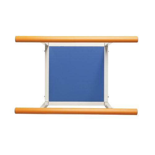 Plattform för 2 trappmoduler, rak