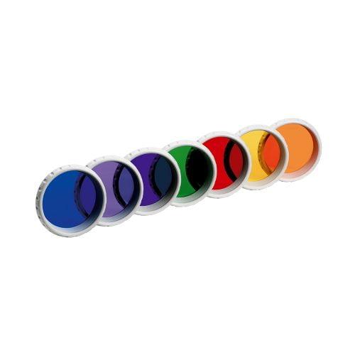 Färgfilter set till BIOPTRON Pro 1